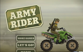 Army Rider walkthrough.