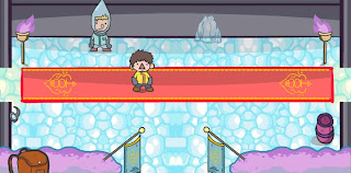 Escape from Ice Mountain walkthrough.