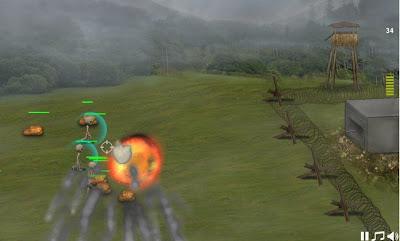Xeno Defense walkthrough.