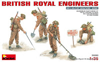 Review MiniArt Ltd British Royal Engineers