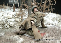 FigureOneThreeFive News: MK35 Editions GI Wounded Seated Ardennes 1944-45