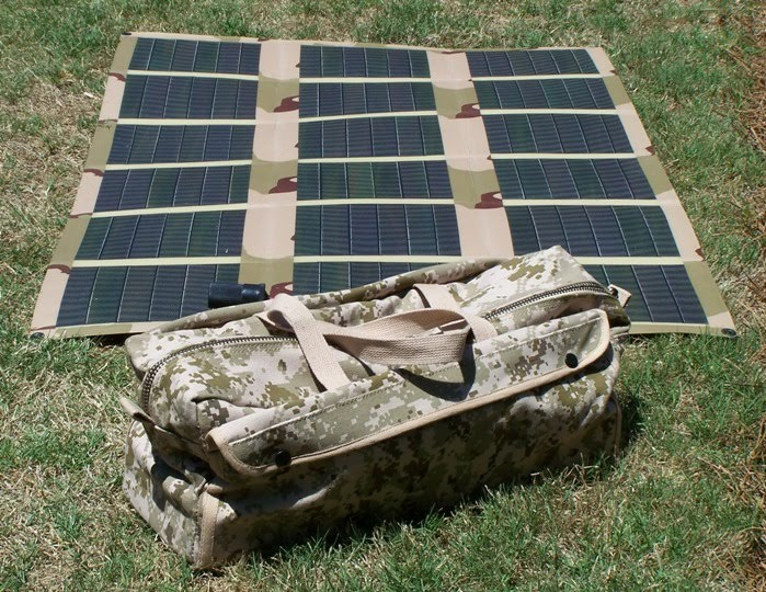 Portable Rv Solar Systems : Useless stuff we buy portable solar panels for rv does