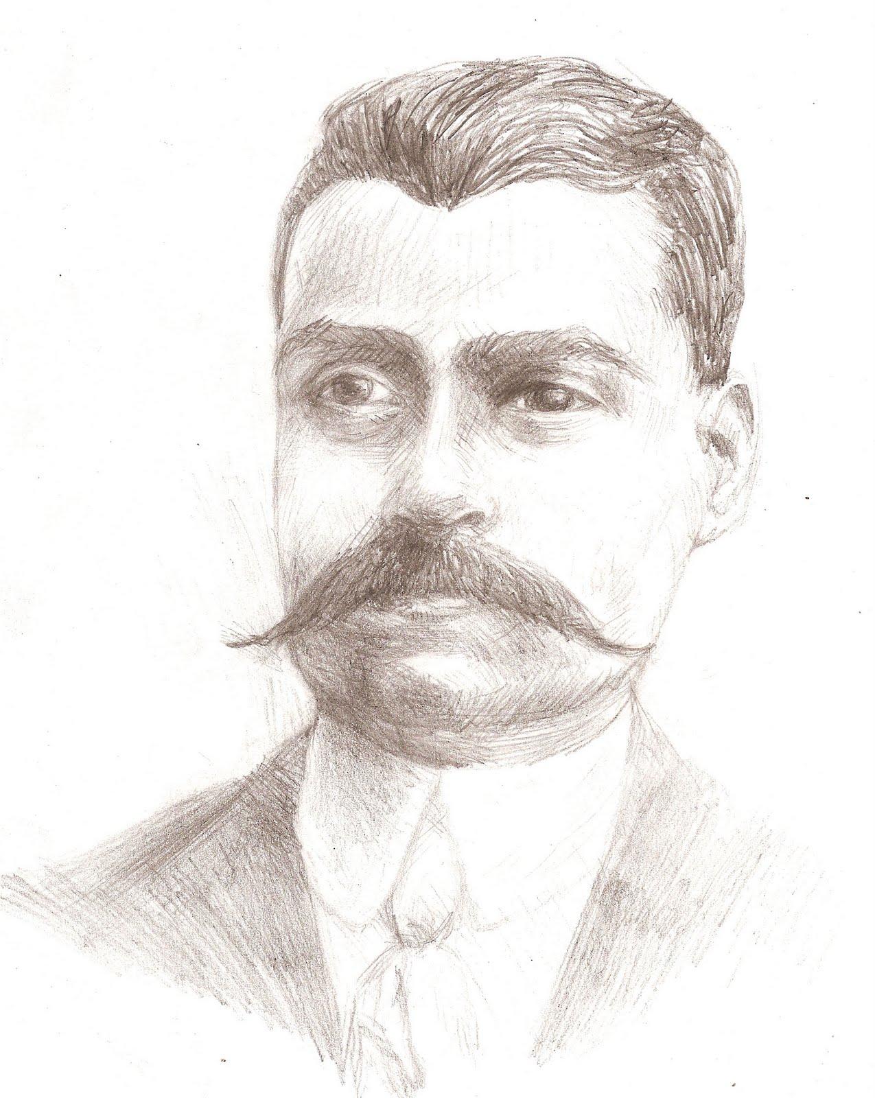 Emiliano Zapata. August 8, 1879 - April 10, 1919. Hero of the Mexican ...