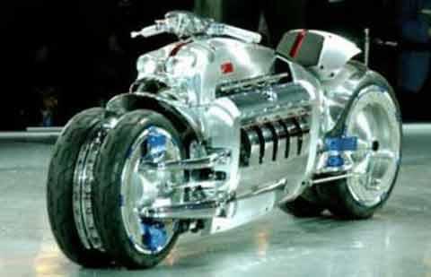 5 Sepeda Motor paling mahal Di Dunia
