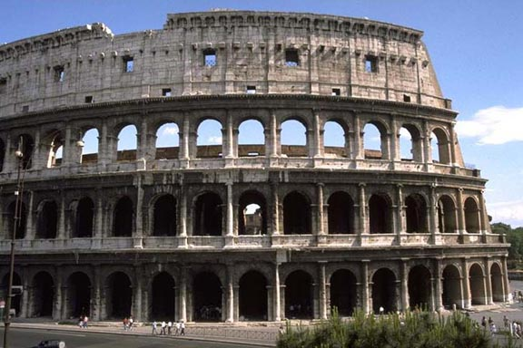 Ancient Rome Concrete http://knowledgera-theworld.blogspot.com/2010/10/facts-about-rome.html