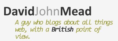 David John Mead