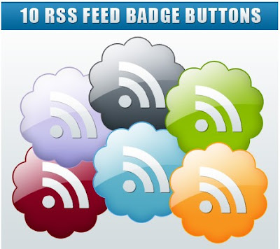 RSS Badge Icons