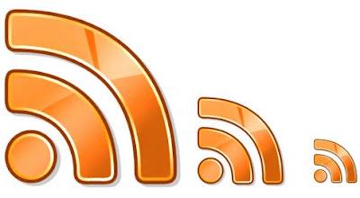Shiny RSS Icons
