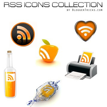 RSS ICONS COLLECTION