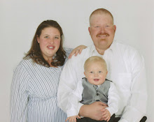 The Burleson's (Mommy, Daddy & Bradyn)