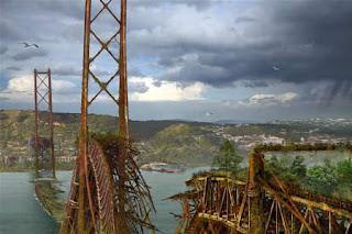 jembatam hancur
