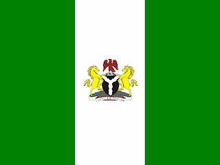 nigeria flag-bendera nigeria