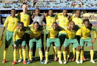 timnas Afrika Selatan