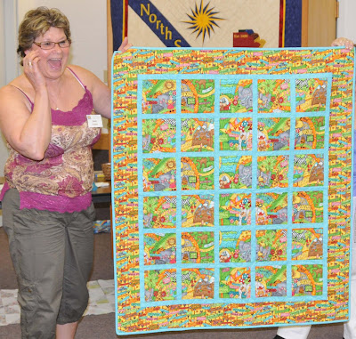 Animal Quilt Patterns - Baby Quilt Patterns with Animals