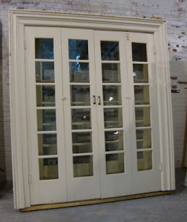 Black dog salvage architectural antiques custom for Custom made internal bifold doors