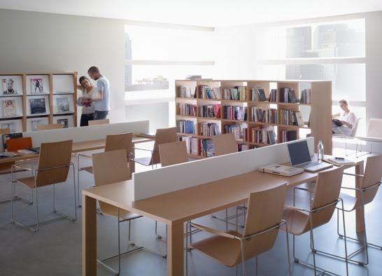Mobiliario para bibliotecas febrero 2011 for Mesa biblioteca