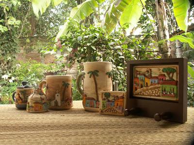 Taller cerámica creativa
