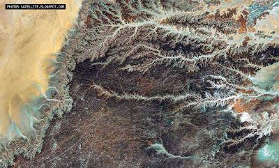 Sahara Algerie Desert Sable