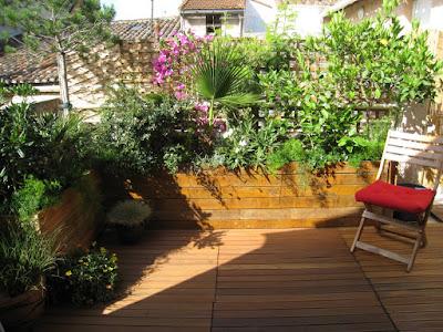 amenagement d 39 exterieur jardinier paysagiste corse paca paris terrasse m diterran enne. Black Bedroom Furniture Sets. Home Design Ideas