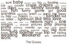 Our Word Cloud
