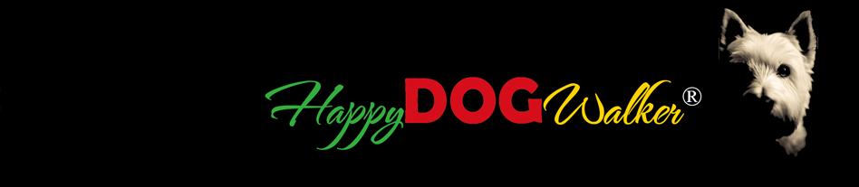 Happy Dog Walker