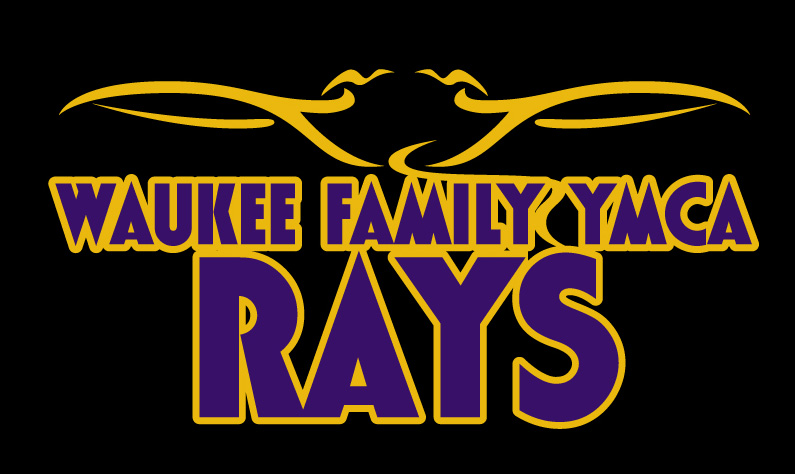 Waukee YMCA Rays Swim Team