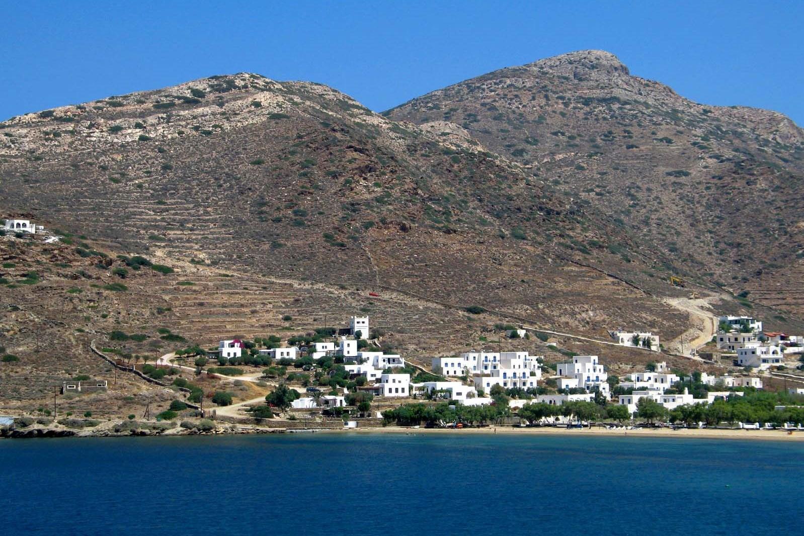 Cyclades Islands In Greece Ios