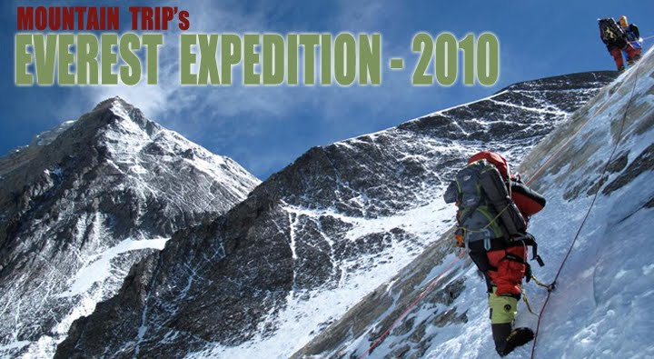 Everest 2010 Expedition
