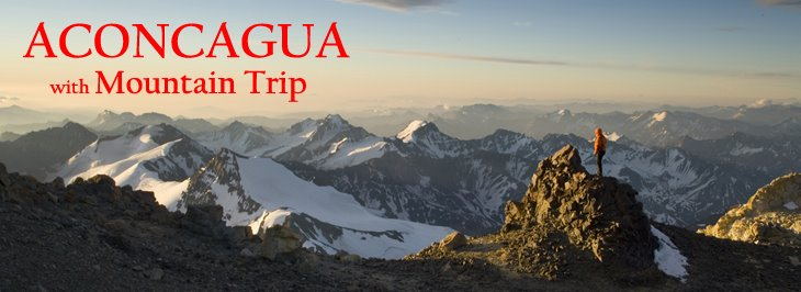 December Aconcagua Expedition