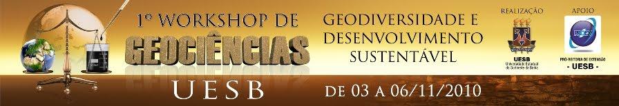 Workshop Geociências UESB