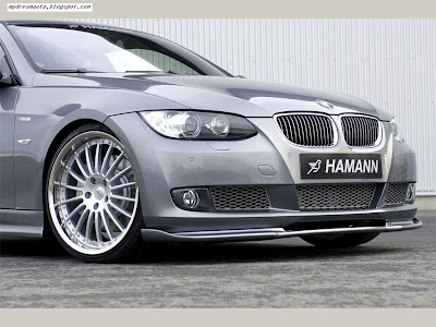 2005 Hamann Bmw 6er Coupe 645ci. BMW 3 Series 335i Coupe by Hamann