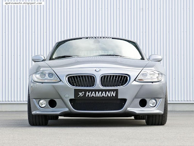 2005 Hamann Bmw 6er Coupe 645ci. BMW Z4 M Coupe by Hamann