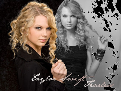 wallpaper cu Taylor Swift