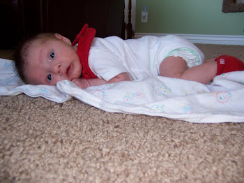 Peyton tummy time