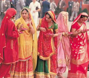 El sari hind your title - Telas de la india online ...