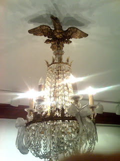 Glorious chandelier