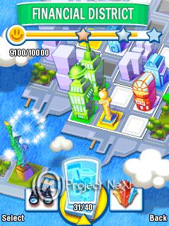 Game Tower Bloxx: New York  cho điện thoại