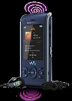 Sony Ericsson W595a Walkman