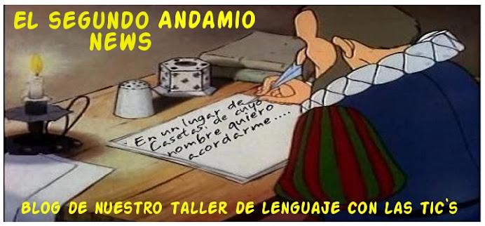 EL SEGUNDO ANDAMIO