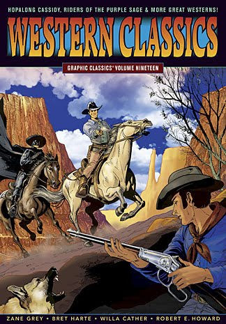 Cover for WESTERN CLASSICS