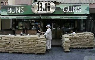 Buns & Guns (Beirut)