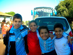 Ángel,Juanma,David y Esteban.