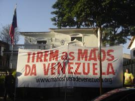 Tirem as Mãos da Venezuela
