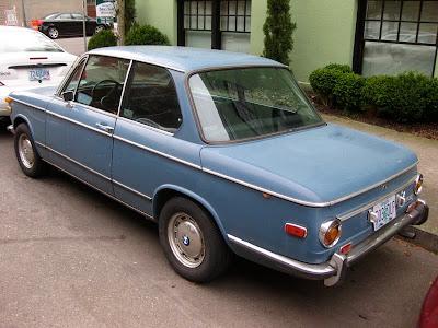 My new blog: 1966 Bmw 02 Serie