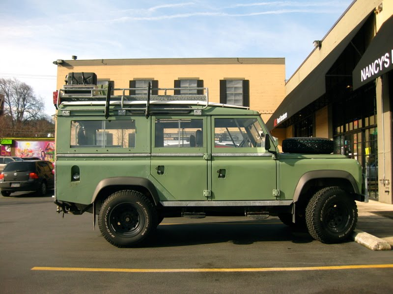 land rover 3 series. 1966 Land Rover Series IIa