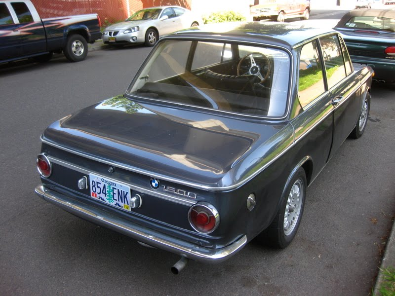 1966 BMW 1600 related infomation,specifications - WeiLi Automotive ...