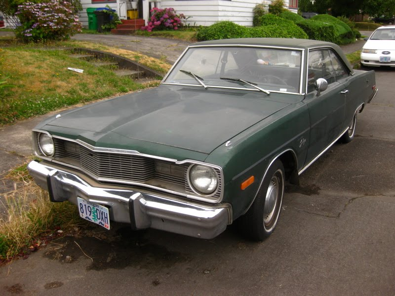 1975 dodge dart swinger № 143180