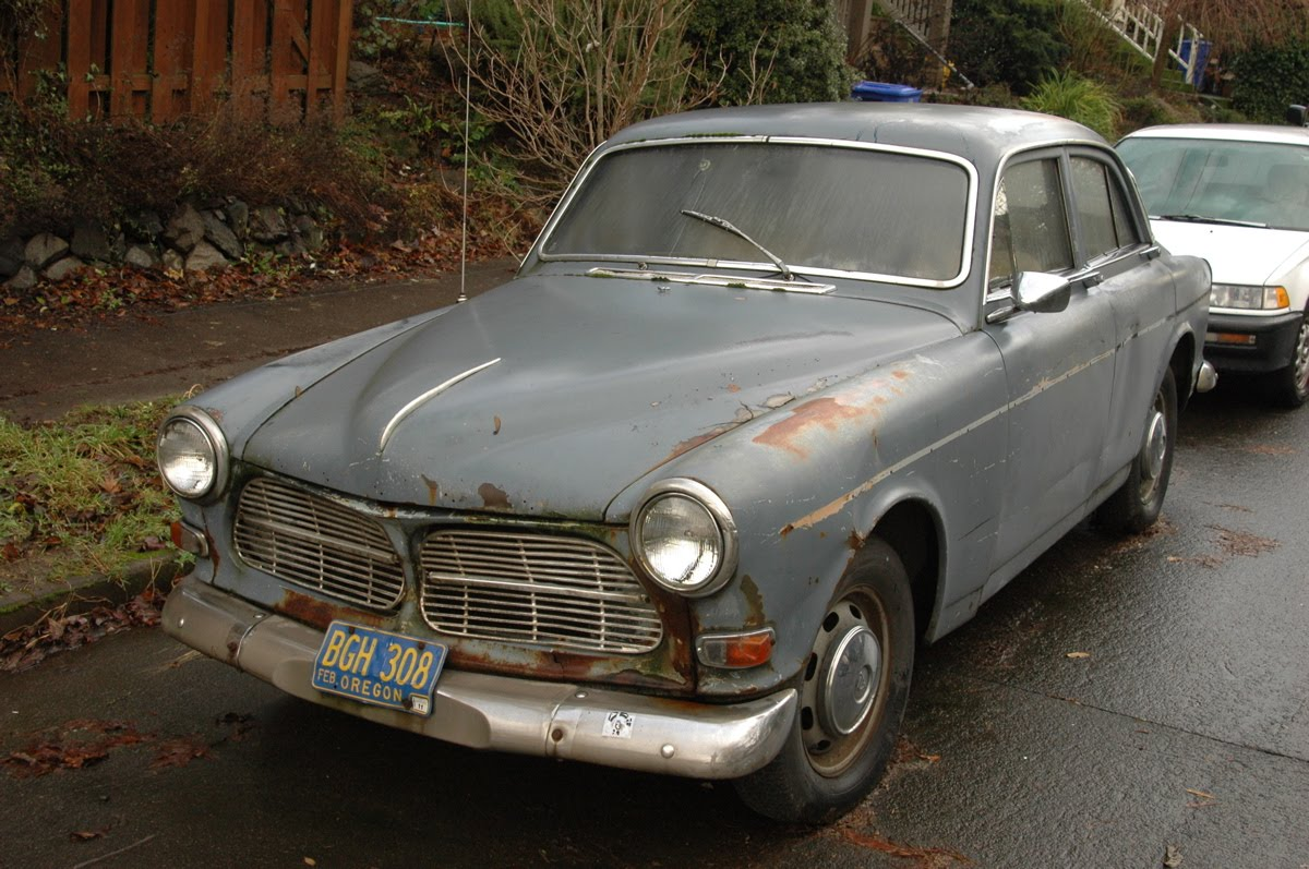 (and a 1964 Volvo Amazon 122S)