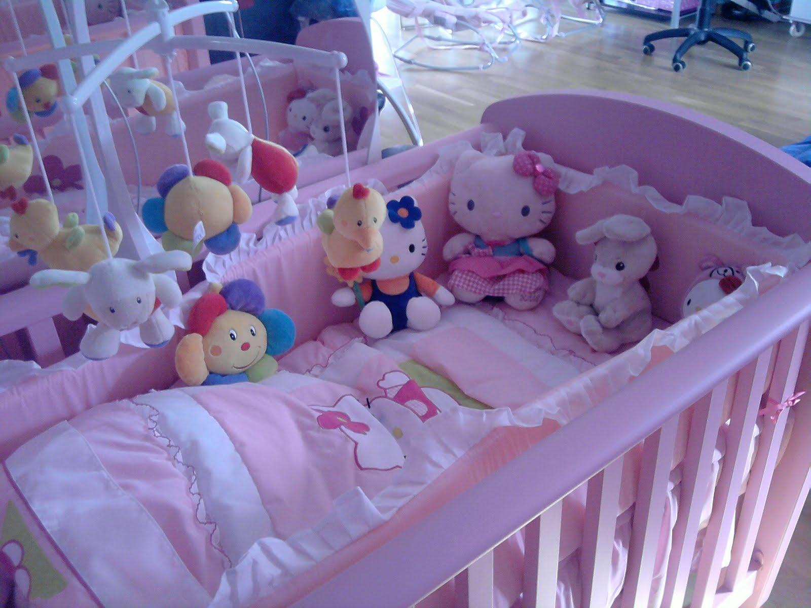 Habitaciones bebe habitacion hello kitty desire - Dibujos para habitaciones de bebes ...
