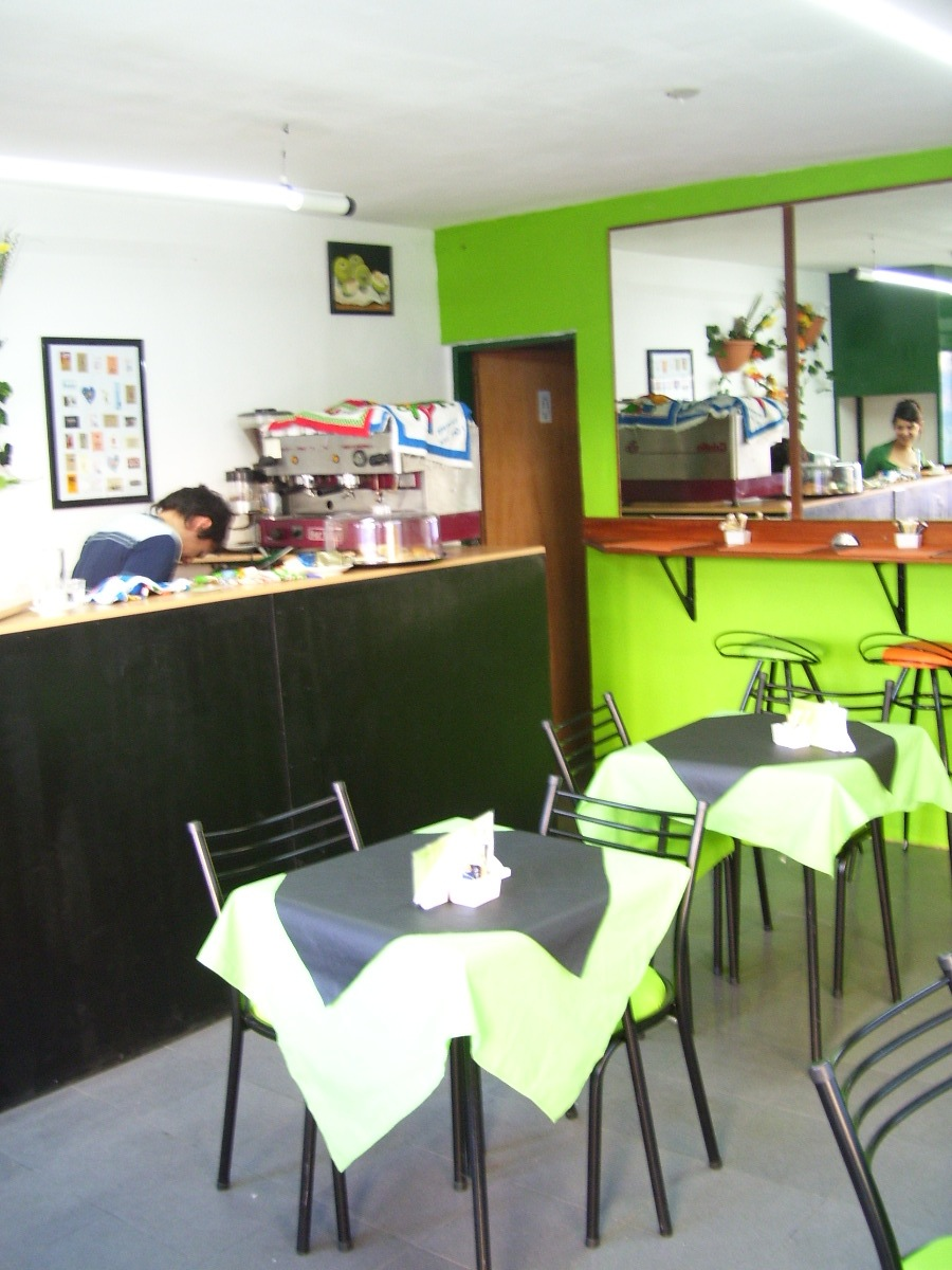 Pablo derosa dise o del restaurante vegetariano rinc n verde for Diseno restaurante